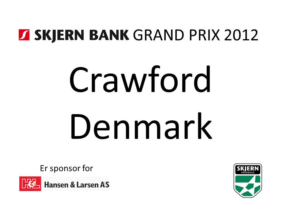 Crawford Denmark Er sponsor for