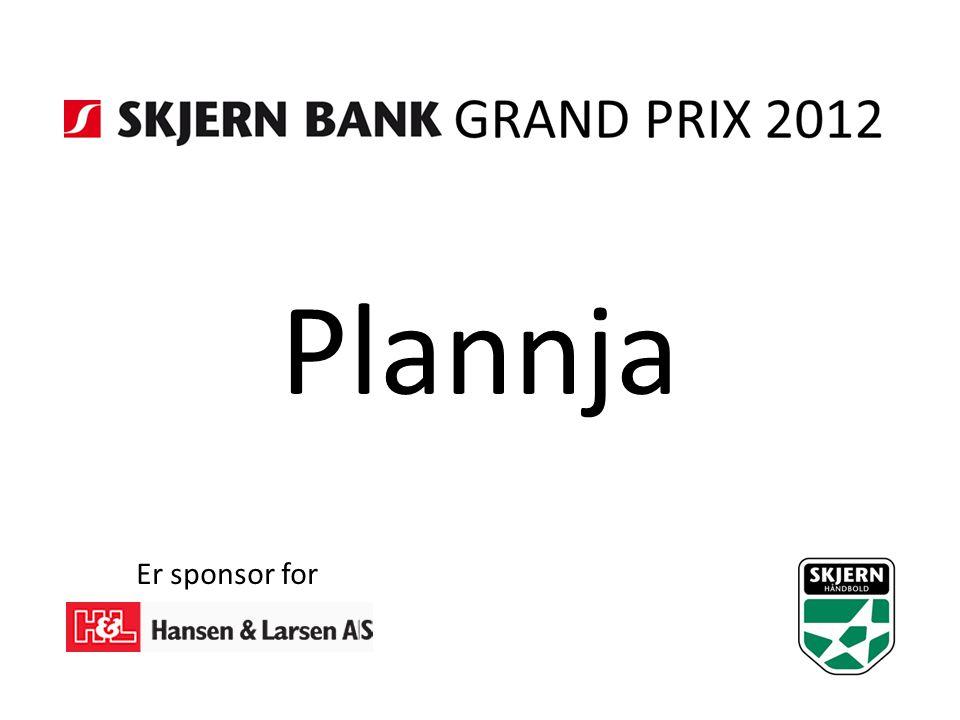 Plannja Er sponsor for