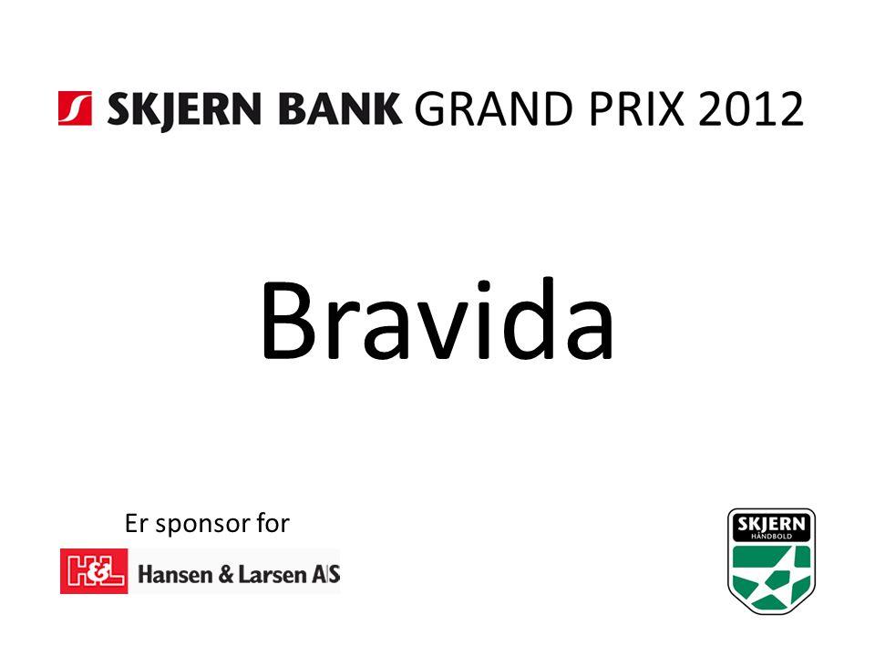 Bravida Er sponsor for