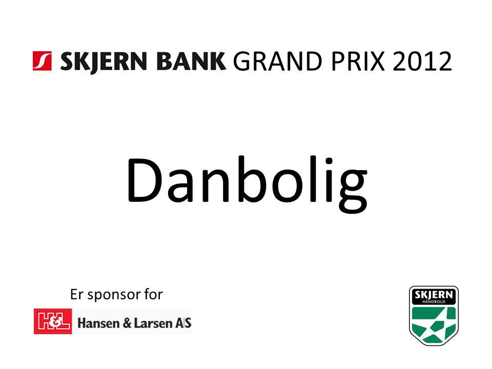 Danbolig Er sponsor for