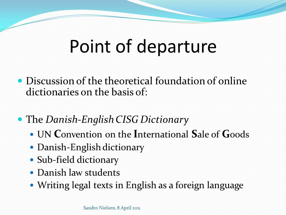 The concept of dictionary Online dictionaries are complex tools:  Surface features  Those features that are visible to users in the two- dimensional space, i.e.