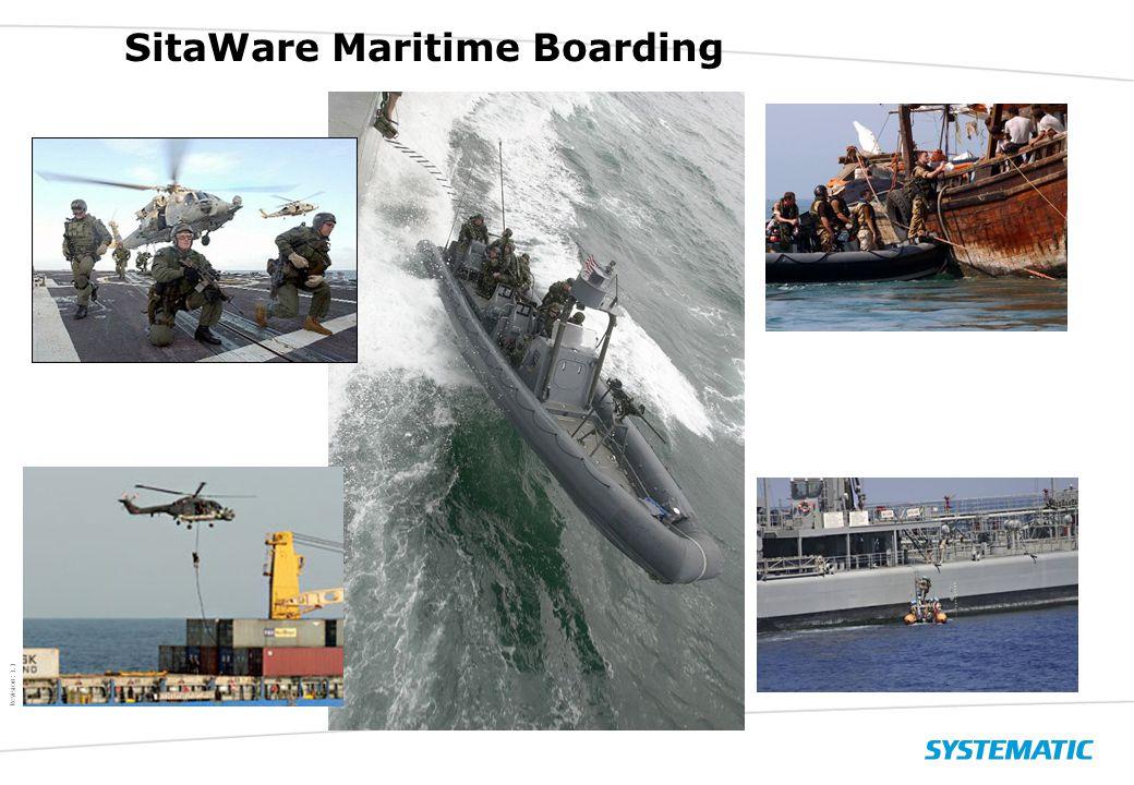$ Revision: 1.1 $ SitaWare Maritime Boarding