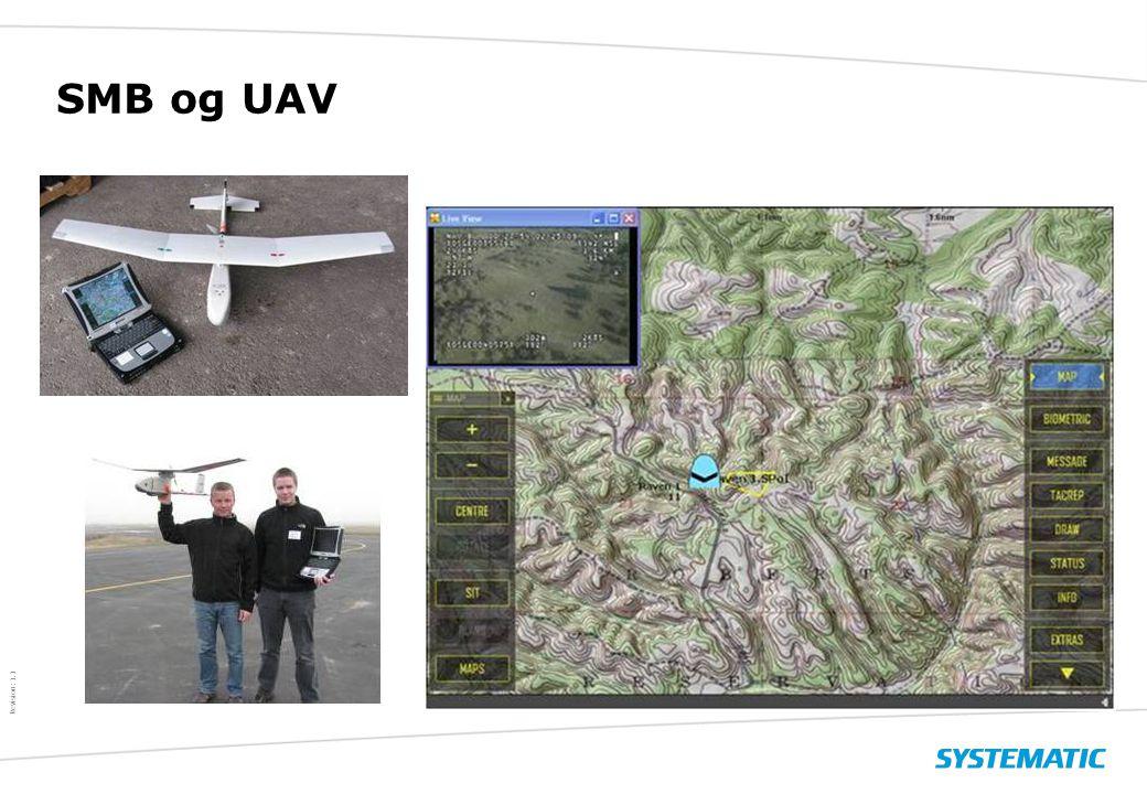SMB og UAV