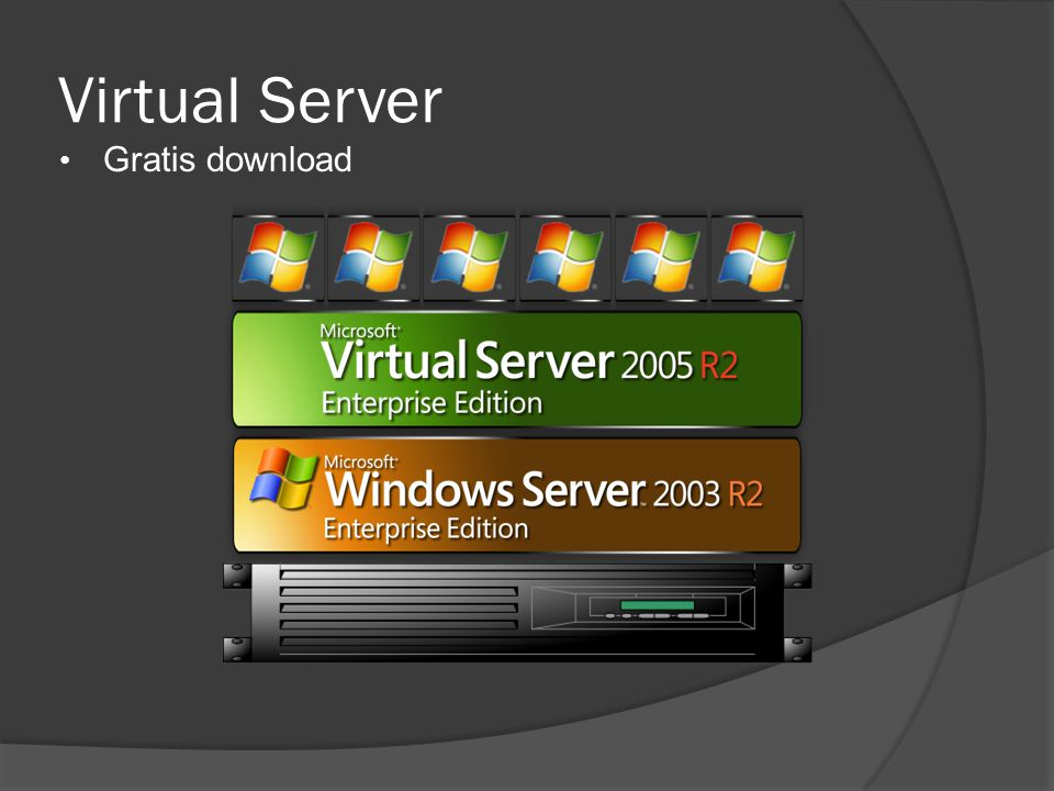 Virtual Server • Gratis download