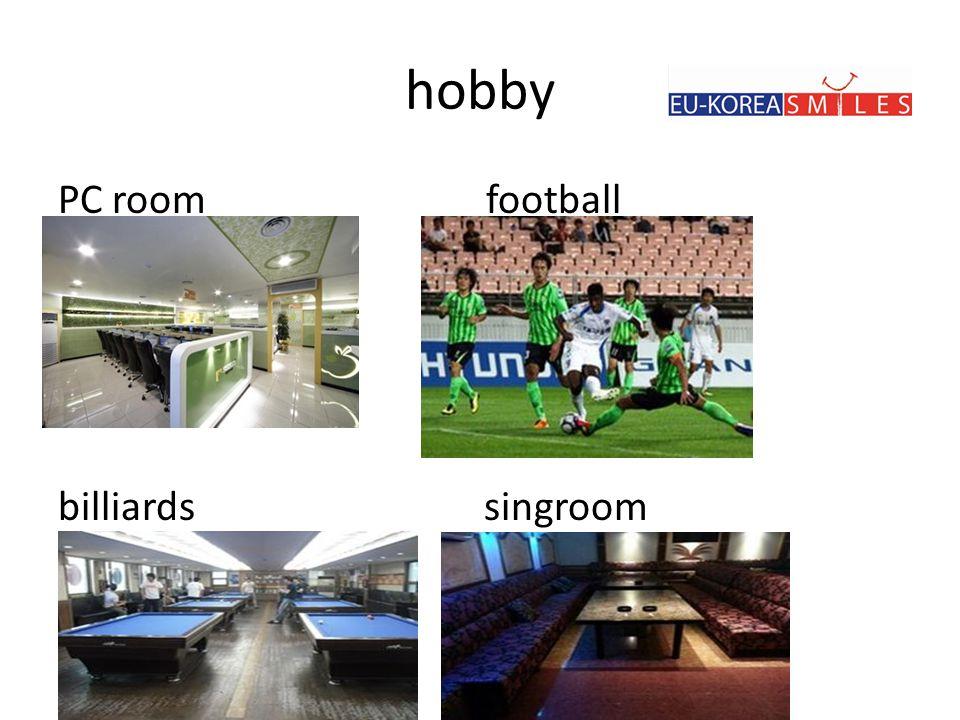 hobby PC room football billiards singroom