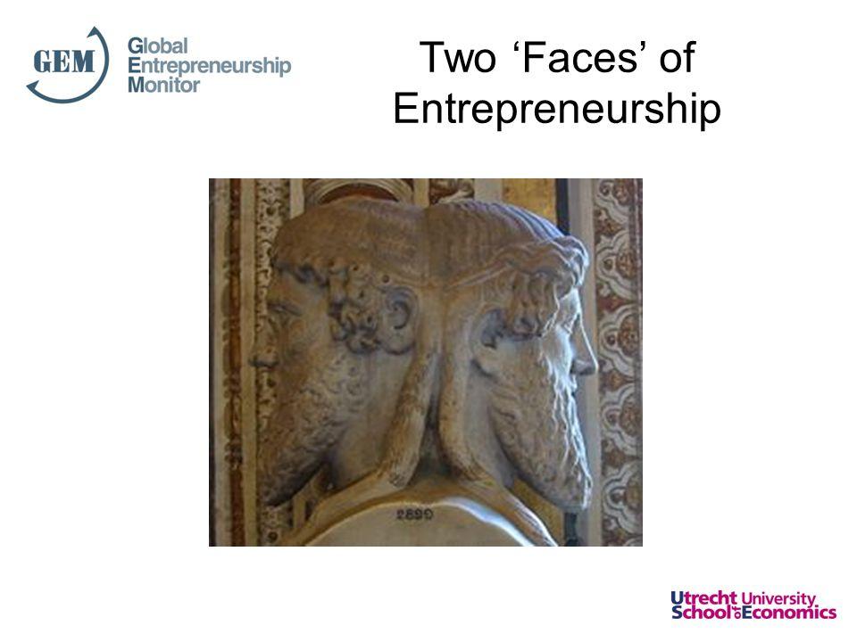 Two 'Faces' of Entrepreneurship