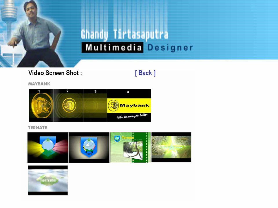 Multimedia Screen Shot :[ Back ]