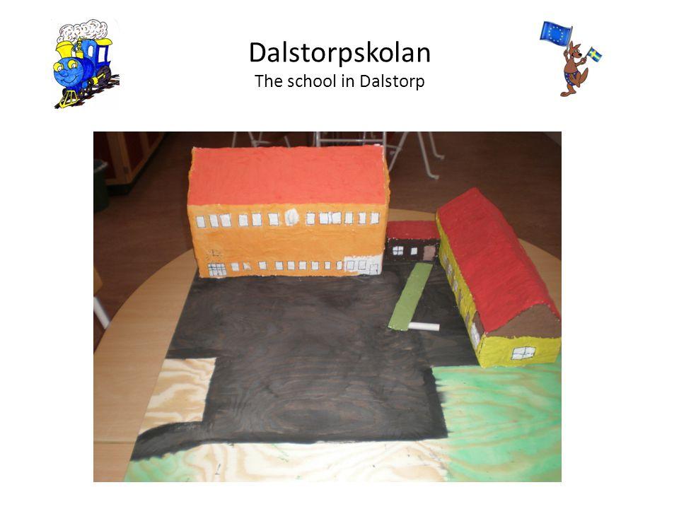 Dalstorpskolan The school in Dalstorp