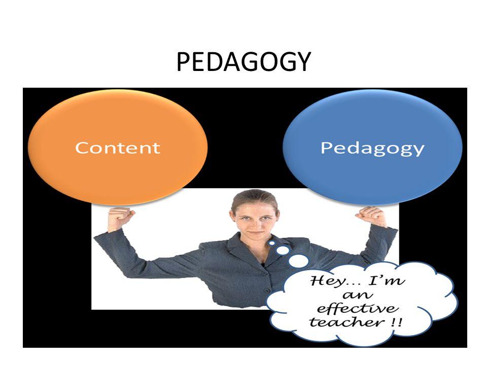 PEDAGOGY Part 2