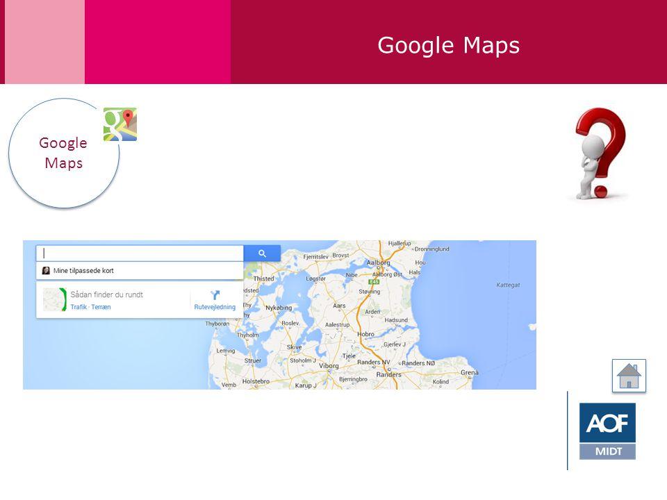 Google Maps Google Maps Google Maps