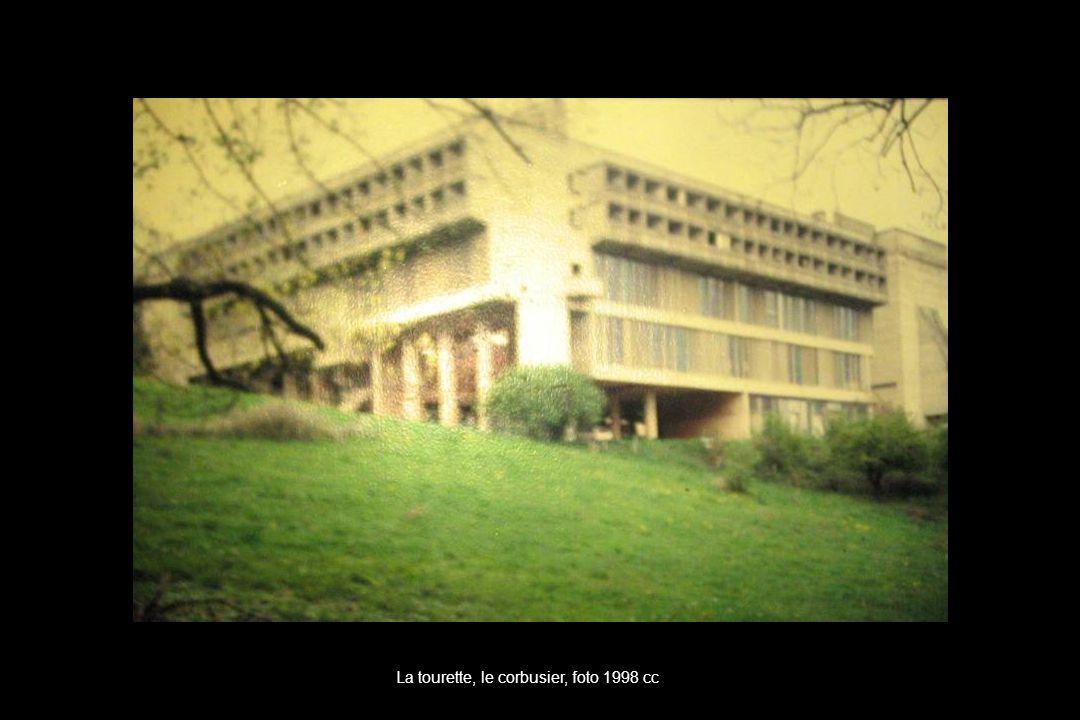 La tourette, le corbusier, foto 1998 cc