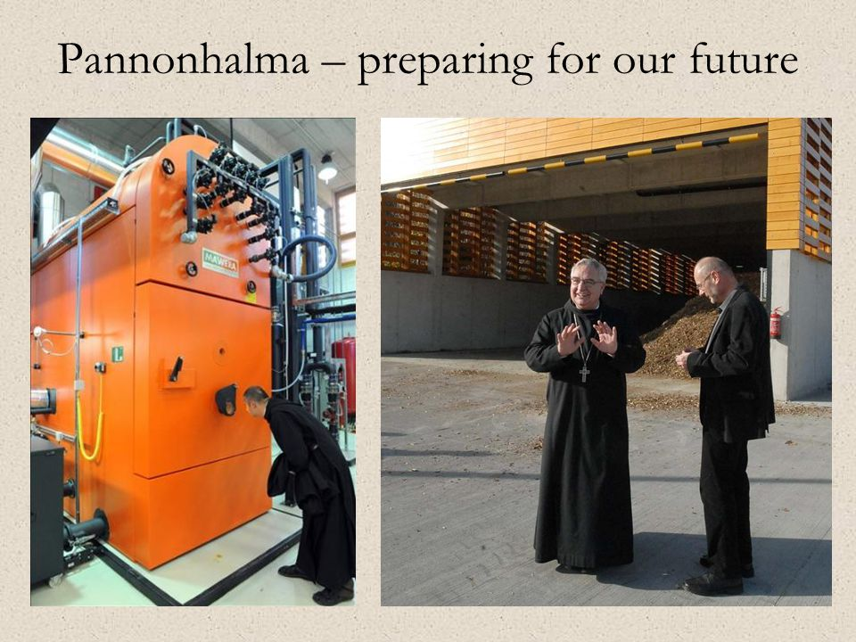 Pannonhalma – preparing for our future