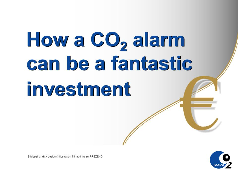 How a CO 2 alarm can be a fantastic investment