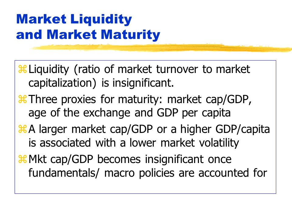 Adding Macro Policies zInflation and exchange rate volatility add to stock market volatility zFiscal deficit does not matter for volatility zVolatility of output growth and leverage ratio continue to add to market volatility zCash flow risk no longer significant