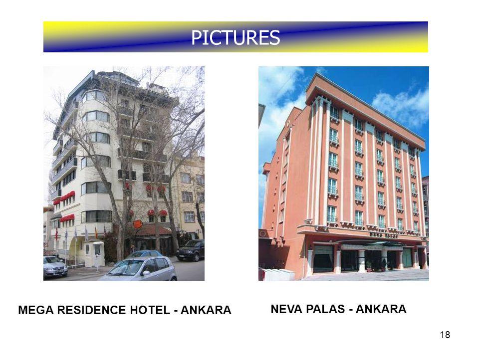 18 PICTURES MEGA RESIDENCE HOTEL - ANKARA NEVA PALAS - ANKARA