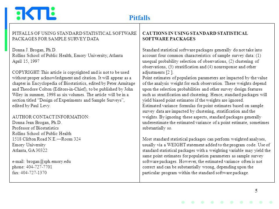 36 Lineaarinen malli Parametriestimaatit SUDAAN REGRESS: -------------------------------------------------------------------------------- Independent Variables and P-value T- Effects Beta Coeff.