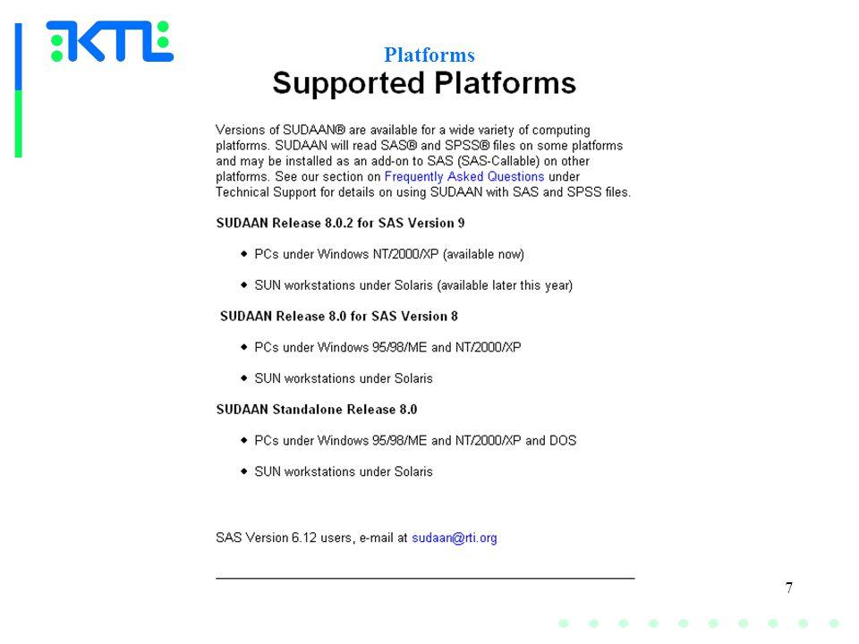 7 Platforms