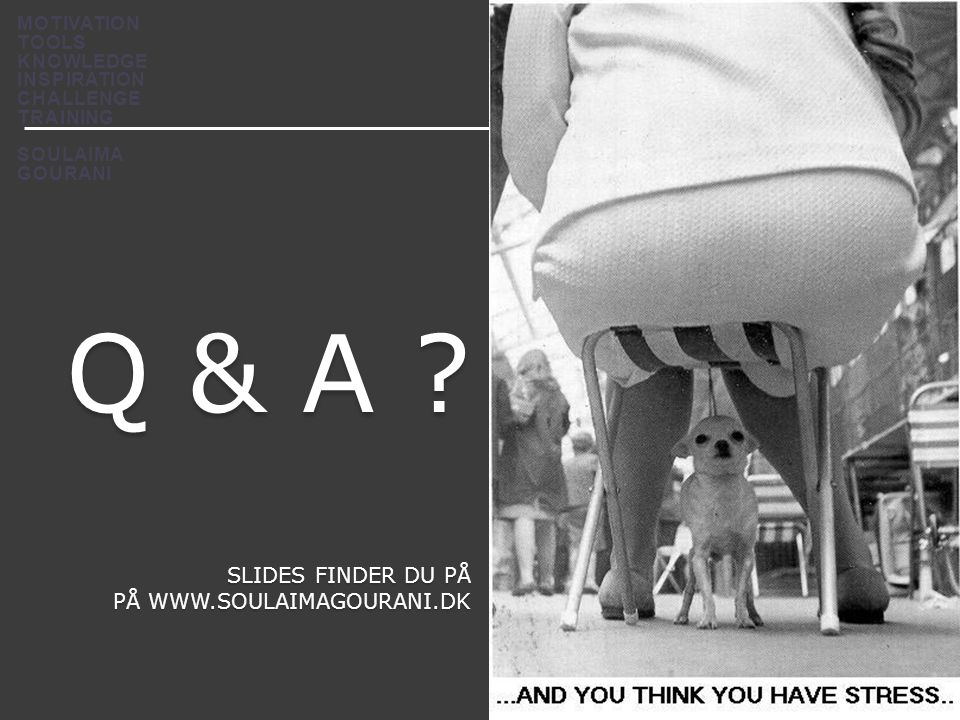 Q & A .