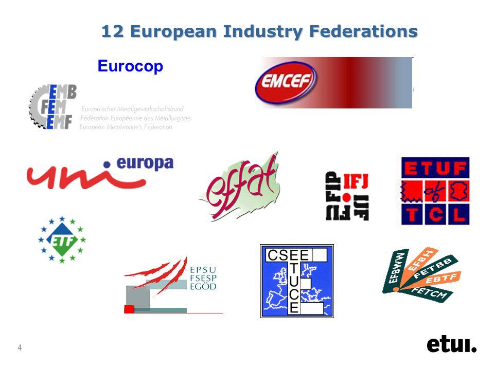 4 12 European Industry Federations Eurocop EAEA