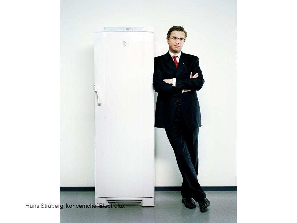 Hans Stråberg, koncernchef Electrolux