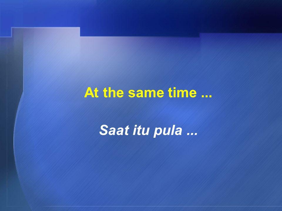 Only on the subject of You Semata hanya untuk-Mu
