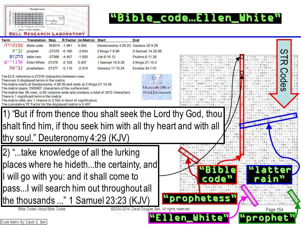Code Matrix By: David D.Bell Bible_code...