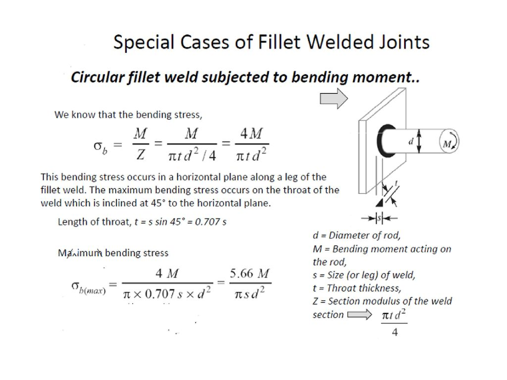 Design of welded joints ppt video online download 18 buycottarizona Image collections
