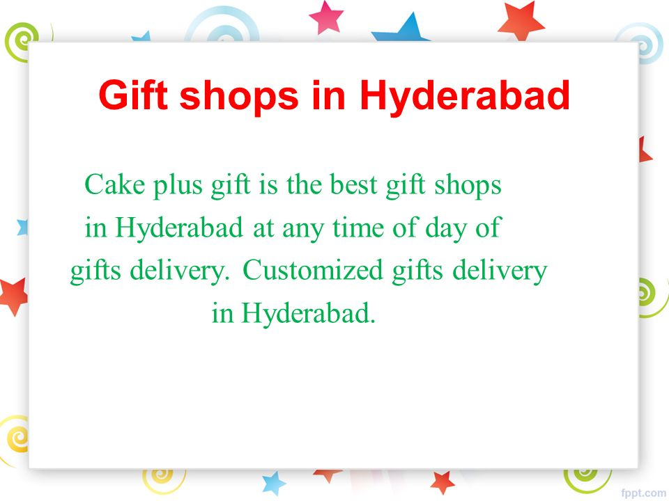 Online Gifts Delivery Hyderabad 4 Gift