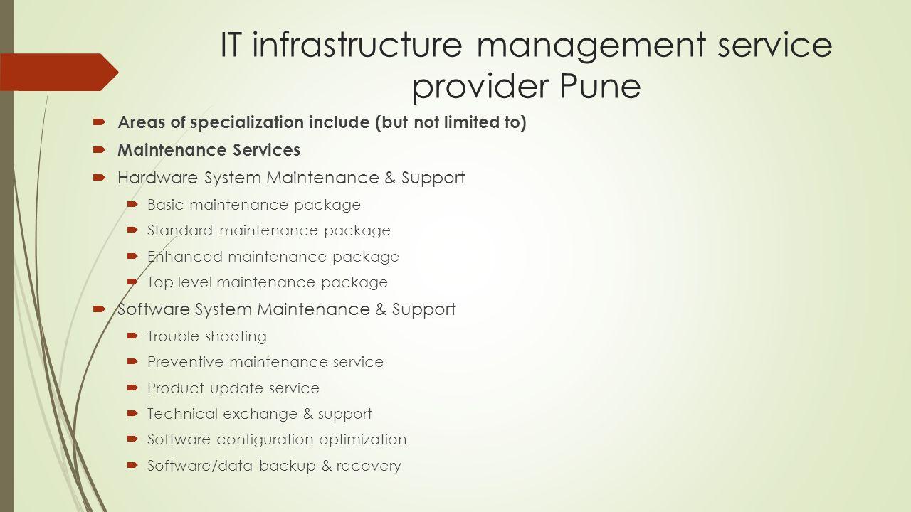 It infrastructure service provider pune alliance pro it pvt ltd 3 it infrastructure xflitez Image collections