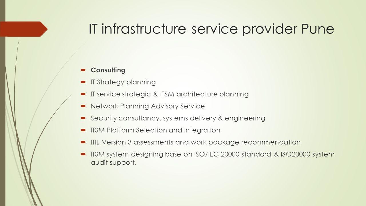 It infrastructure service provider pune alliance pro it pvt ltd 4 it infrastructure xflitez Image collections