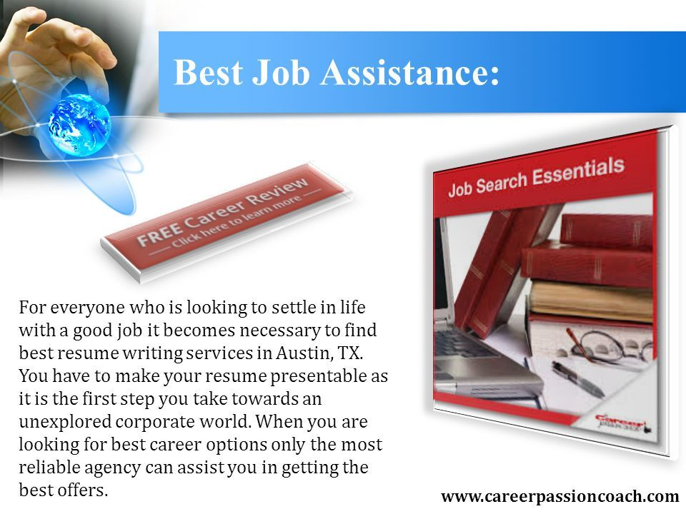 easy resume writing services austin tx ppt download