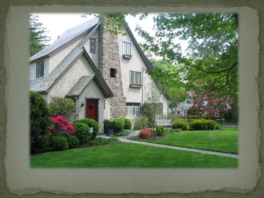 Traditional English Houses