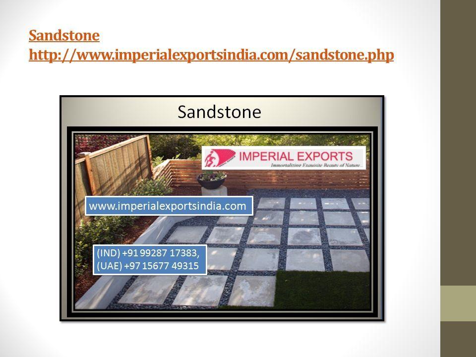 http://www.imperialexportsindia.com/sandstone.php