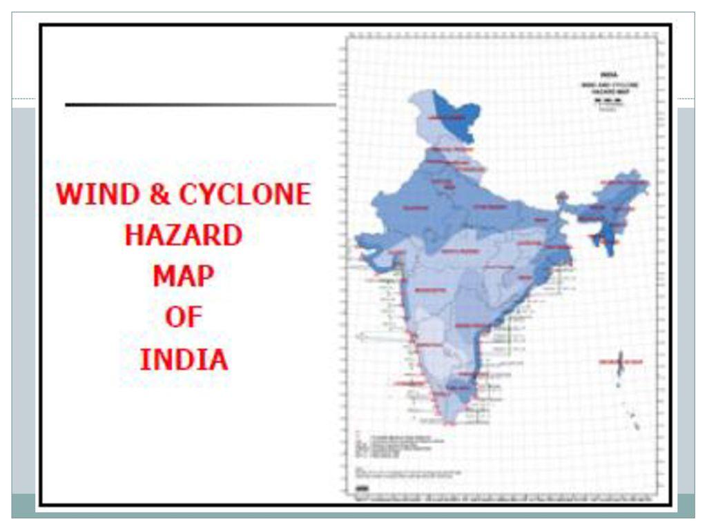 wind speed of india