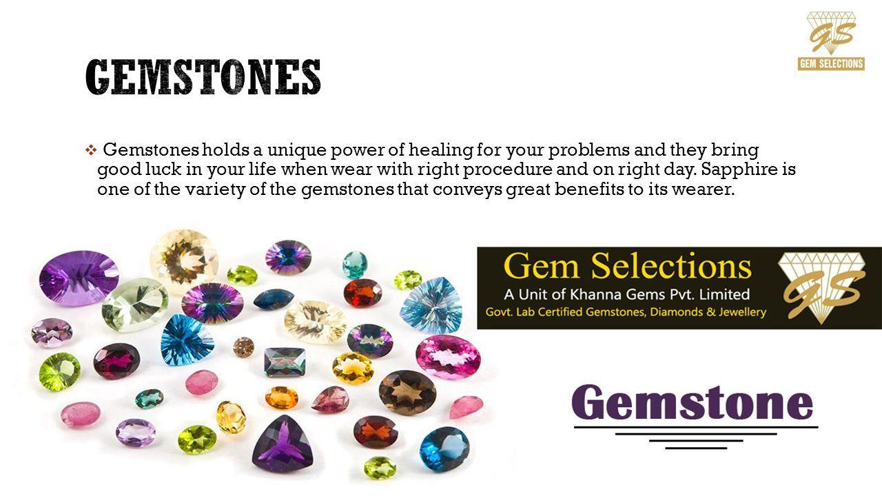 Gemstones, List of gemstones, Buy Sapphire Online, Buy White ...