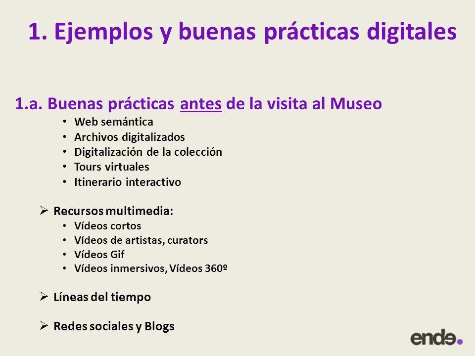 1. Ejemplos y buenas prácticas digitales 1.a.