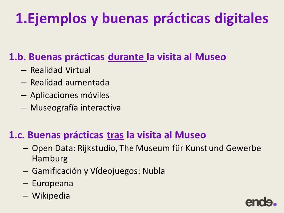 1.Ejemplos y buenas prácticas digitales 1.b.