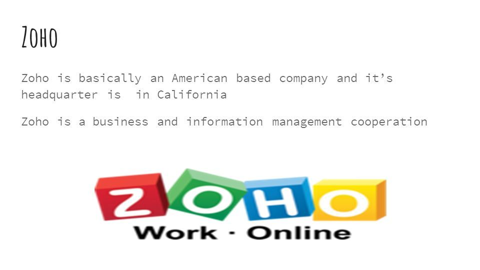 california company information