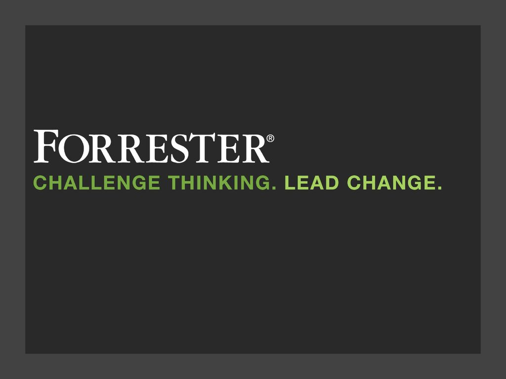 forrester ai for business