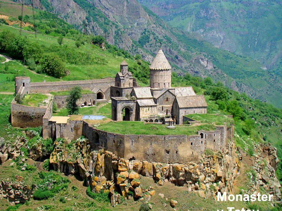Monaster y Tatev