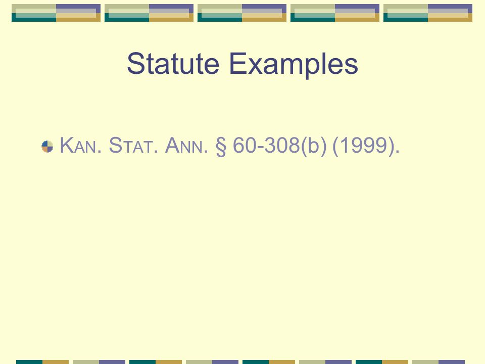 Statutes: BB 12 Large and Small Capitals Main volume or supplement.