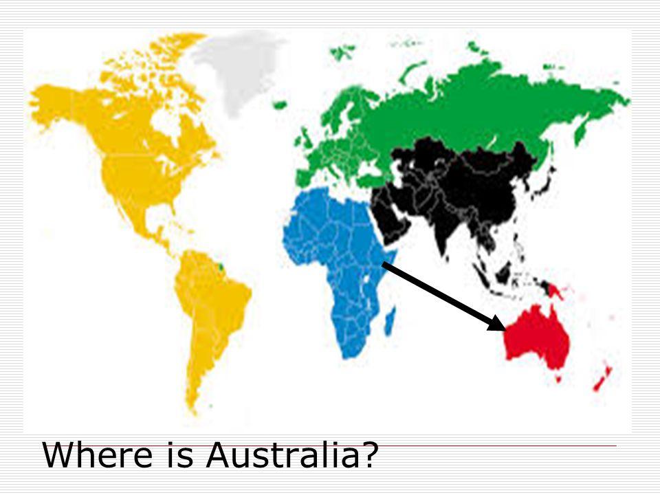 Where is Australia