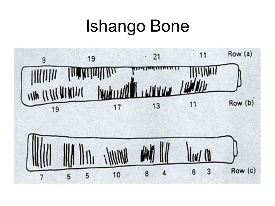 Ishango Bone