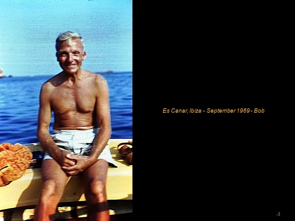 Ibiza Town, Ibiza - September 1969 - Hett 2