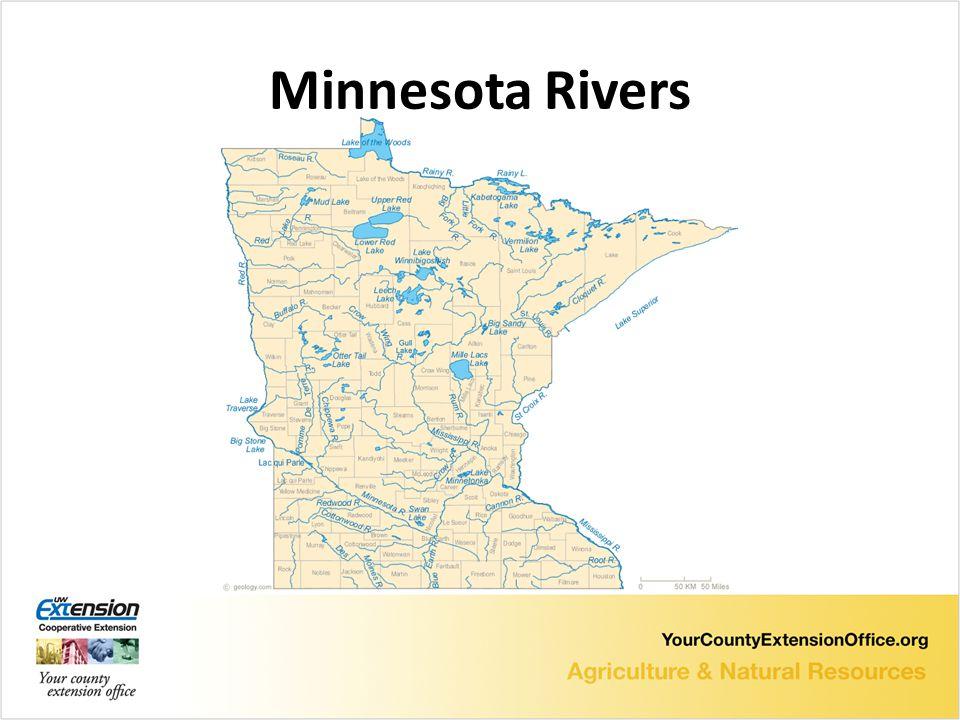 Minnesota Rivers