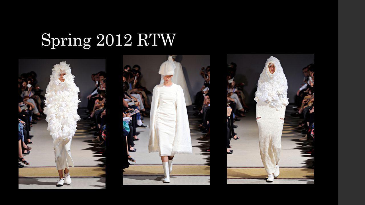 Spring 2012 RTW