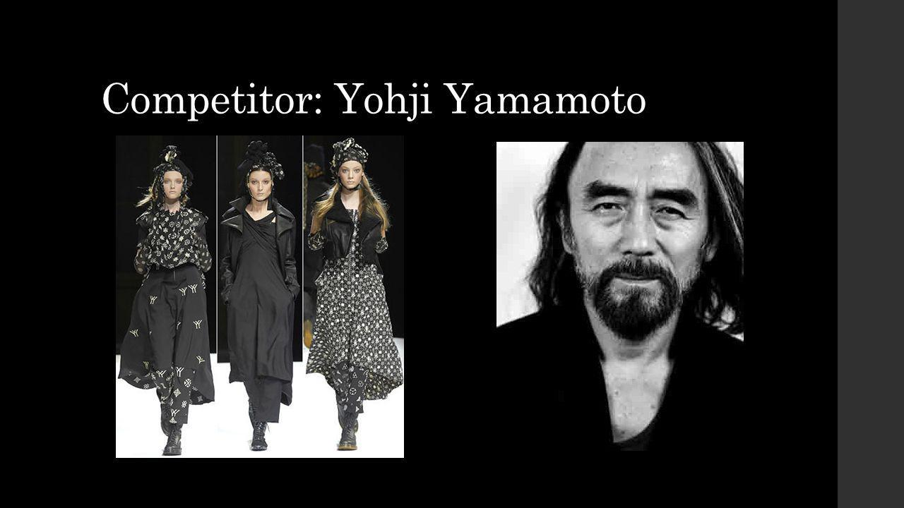 Competitor: Issey Miyake