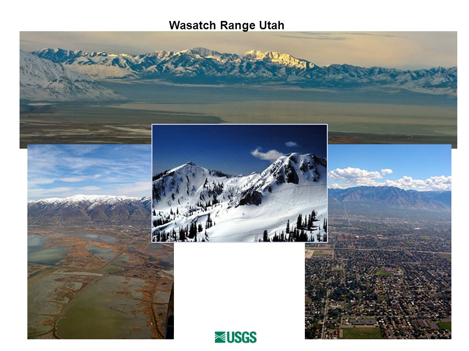 Wasatch Range Utah