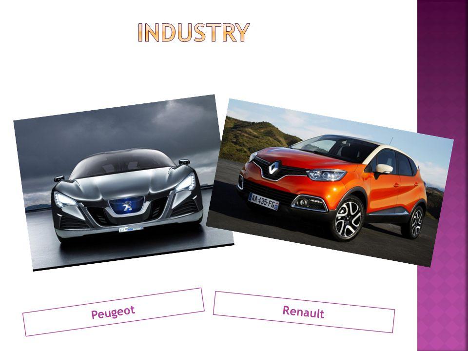 Peugeot Renault
