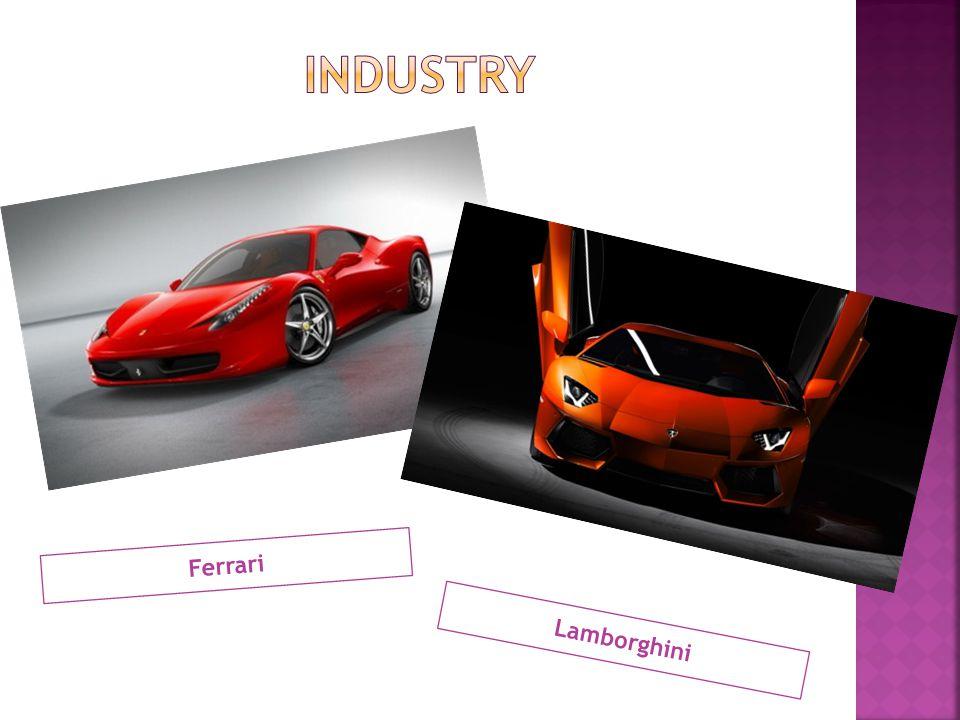 Ferrari Lamborghini
